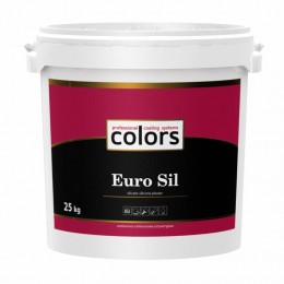 Colors Euro Sil силікатно-силіконова структурна штукатурка 25 кг