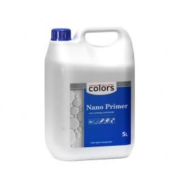 Colors Nano Primer ґрунт глибокого проникнення з нано-частками 5л