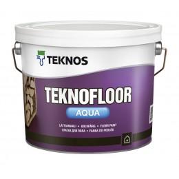 Teknos Teknofloor Aqua 9л