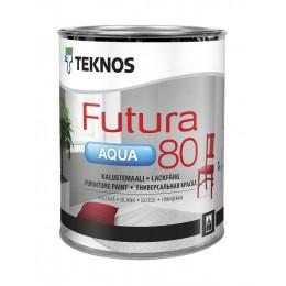 Teknos Futura Aqua 80 2,7л