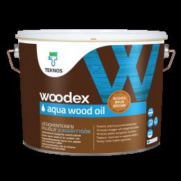 Teknos Woodex Aqua Wood Oil 9л